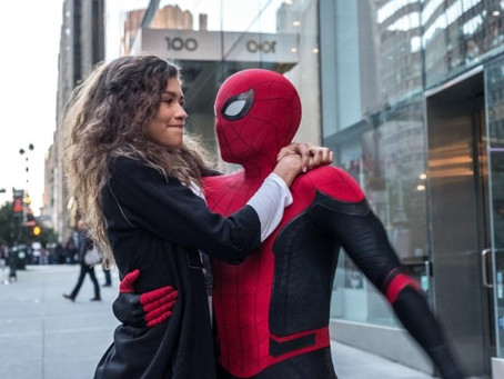 SPIDER-MAN: FAR FROM HOME| New Official Trailer