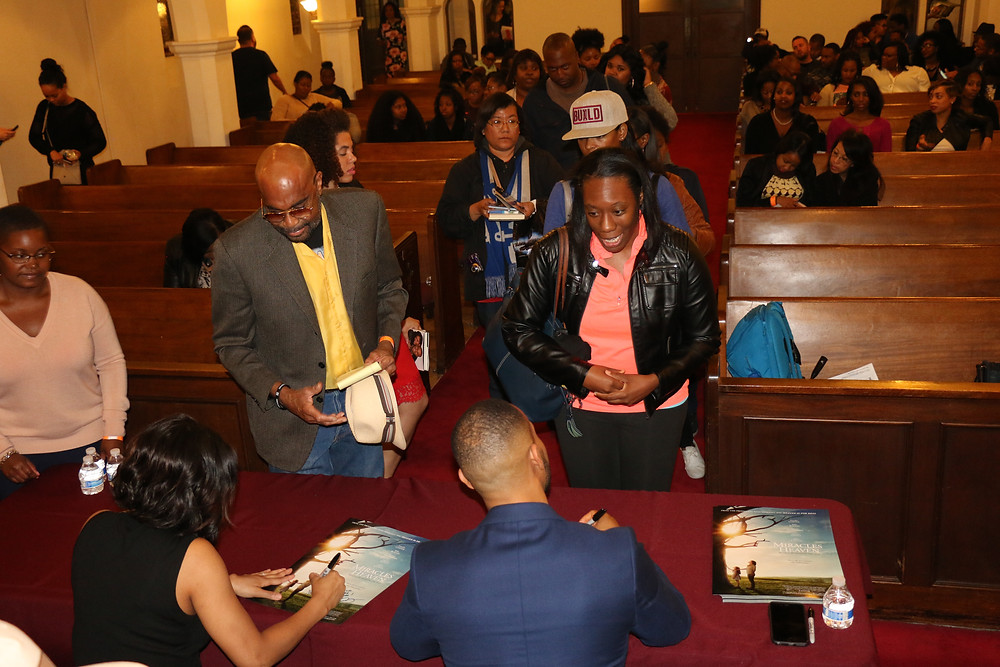 """Thee Wait"" book signing by Thai Lee"