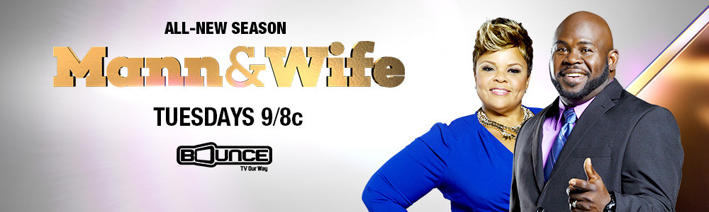 Bounce TV Original Comedy Series, Mann & Wife