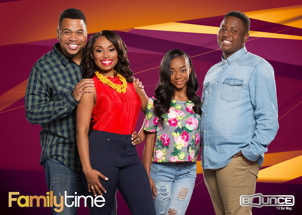 'Family Time' (Courtesy of Bounce TV)