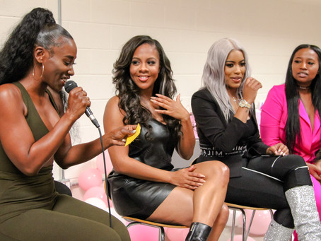 """Miracle Watts presents """"Beauty Meets Media"""" During Four City NetworkingTour"""