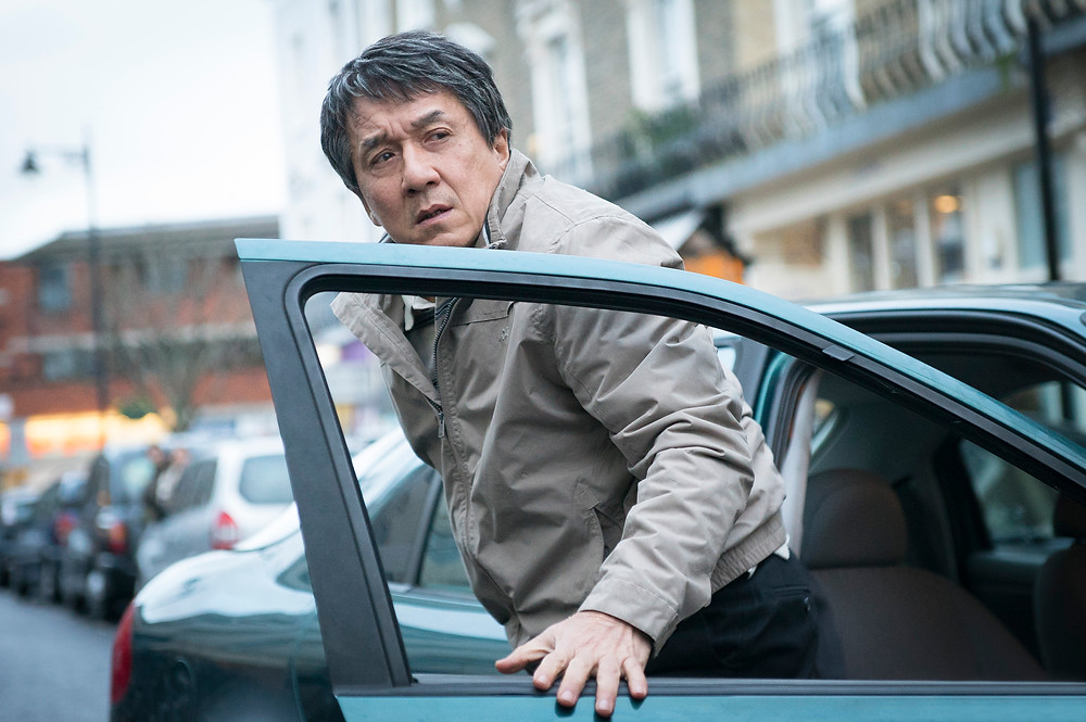 Jackie Chan as Quan in THE FOREIGNER - Motion Picture Artwork © 2017 STX Financing, LLC. All Rights Reserved