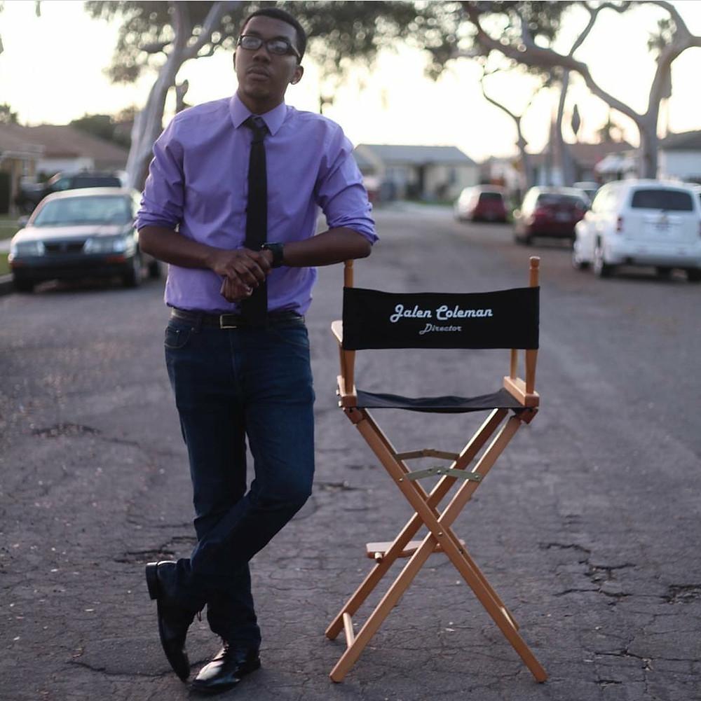 Film Director, Jalen Coleman