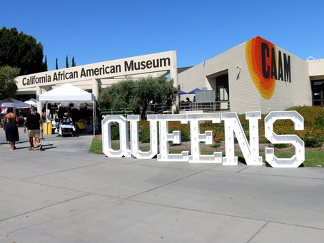 THE PREMIERE FESTIVAL FOR WOMEN OF COLOR RETURNS TO CALIFORNIA AFRICAN-AMERICAN MUSEUM