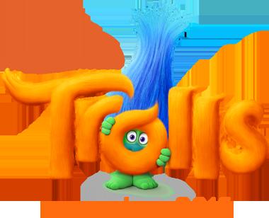 DreamWorks Animations' TROLLS
