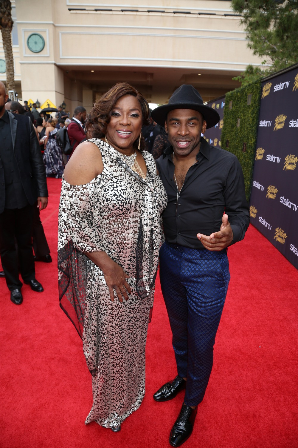 Actress, Loretta Devine and singer, MAJOR. Photo Credit: Earl Gibson, Courtesy of Central City Productions/TV One; Arnold Turner, Courtesy of Central City Productions/TV One; Maury Phillips, Courtesy of Central City Productions/TV One