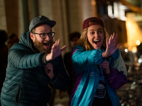 REVIEW: 'Long Shot' is UNDENIABLY FUNNY