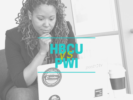 If I Could Do It All Over Again, I Would Have Gone to An HBCU