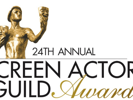 24th Annual Screen Actors Guild Awards Nominations Are In!