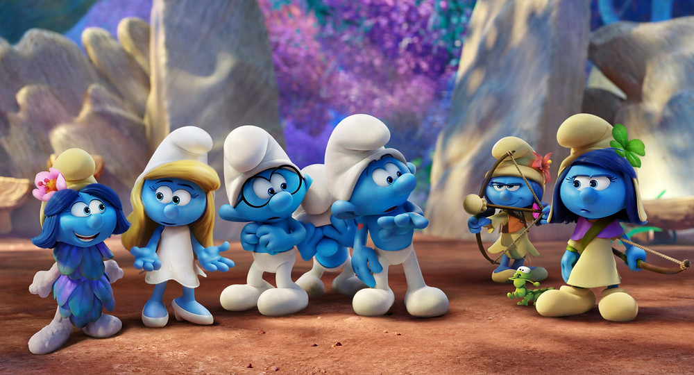 Columbia Pictures and Sony Pictures Animation's SMURFS: THE LOST VILLAGE.