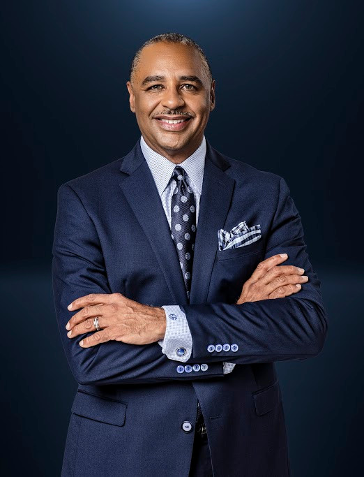Journalist, Ed Gordon (COURTESY OF BOUNCE TV)