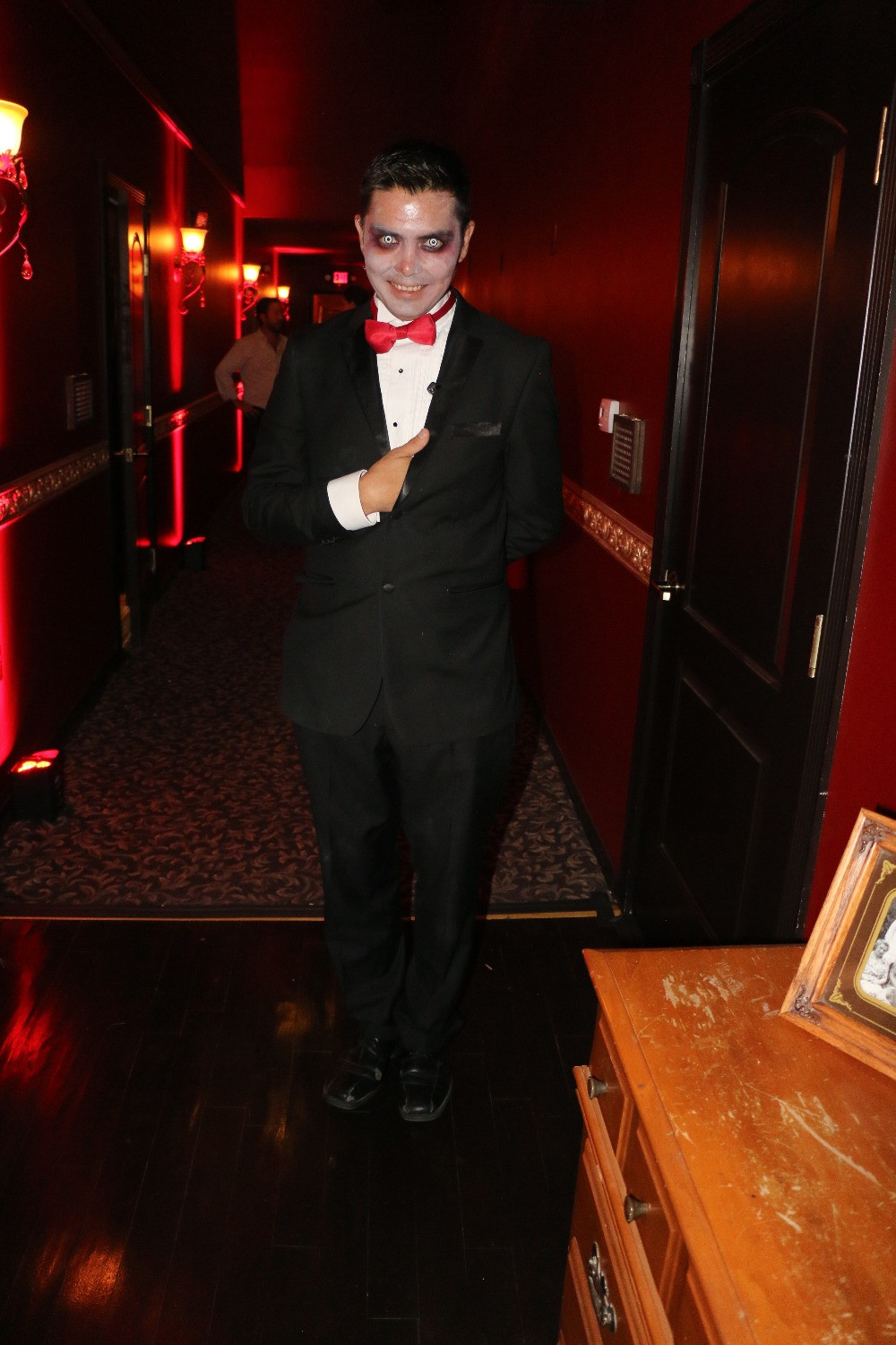 Zombie Bellhop (Pictured by Keith McCalebb)