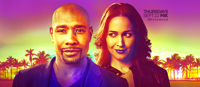 ROSEWOOD airs on FOX at 8/7c