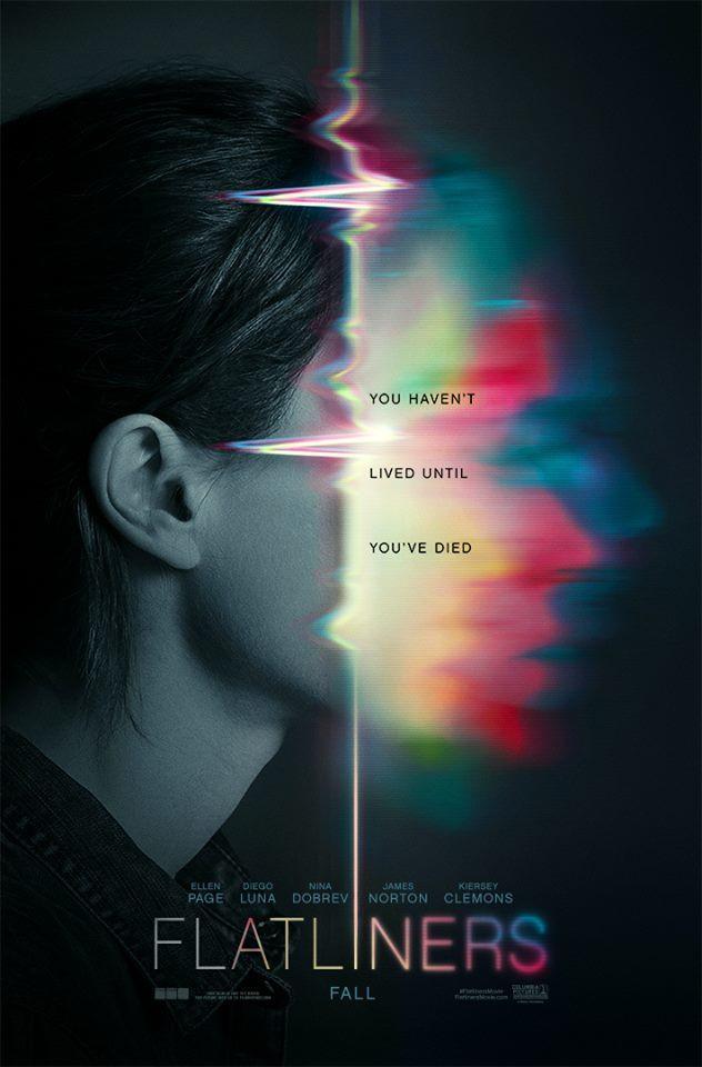 Courtney (Ellen Page) in Columbia Pictures' FLATLINERS.