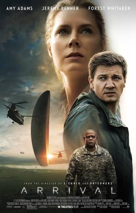 ARRIVAL Movie 11-11-16