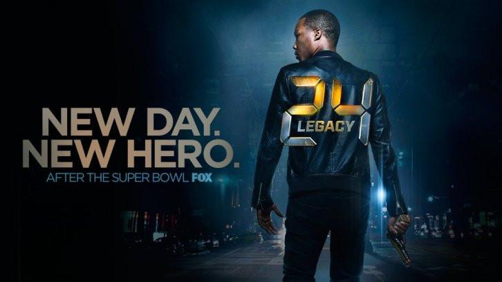 Guy D'Alema/FOX Corey Hawkins of '24: Legacy.'