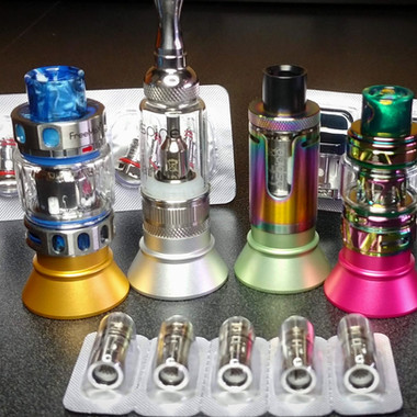 Coils, Tanks, Clearomizers