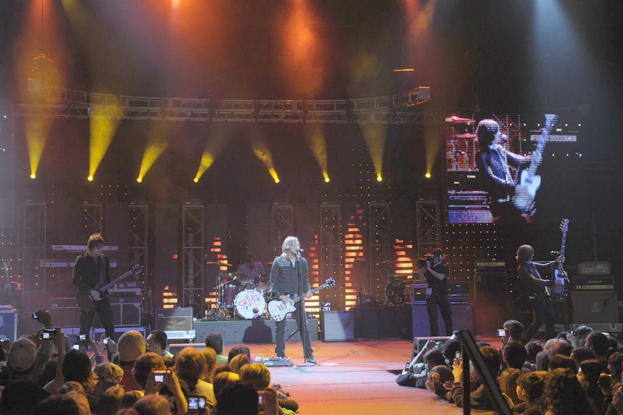 Switchfoot Concert prod.