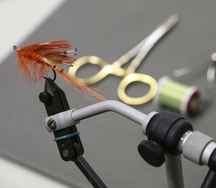 Fred's Custom Fish Ties