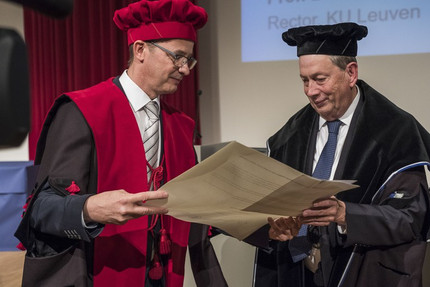 Honorary Doctorate of Dr. John C. Martin
