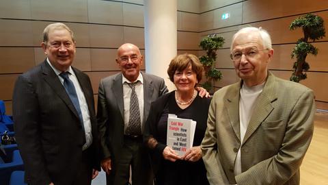 Rencontres d'ISIS-2019 Strasbourg hosted by Jean-Marie Lehn, Nobel laureate '87