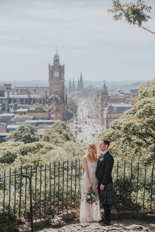 Calton Hill, wedding photographer Edinburgh, Glasgow, Scotland, Karol Makula Photography