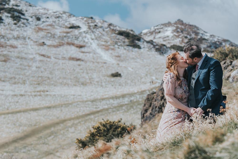 wedding photos, photography, photographer, Edinburgh, Scotland, Arthur's Seat, Karol Makula, City Chambers