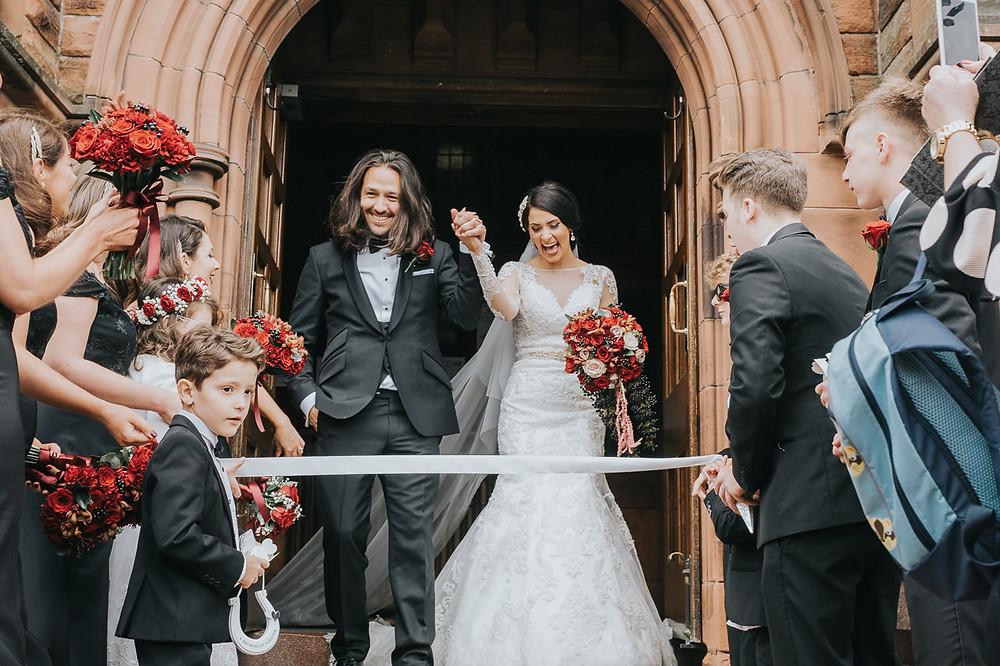 Holy Cross Church, Airth Castle, wedding photos, photographer, Glasgow, Airth, Scotland, Karol Makula Photography