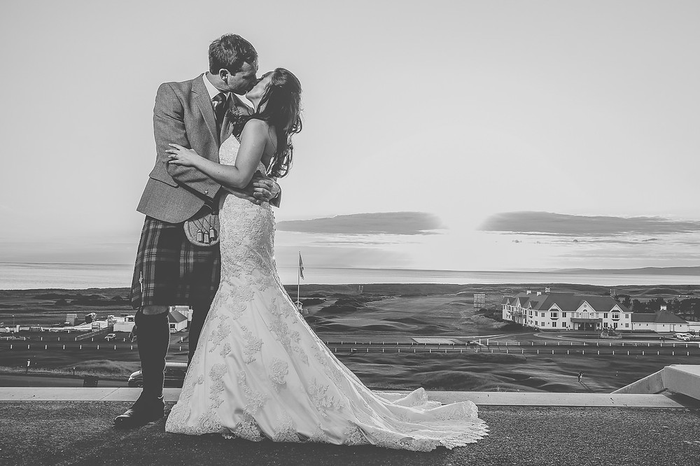 Trump Turnberry, wedding photos, photographer, Ayrshire, Glasgow, Scotland, Karol Makula Photography