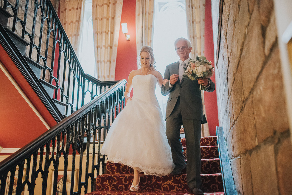Dalhousie Castle, wedding photos, wedding photographer, Edinburgh, Scotland, Karol Makula Photography-36.jpg