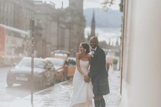 Lindi + Ken // The Royal Scots Club Edinburgh