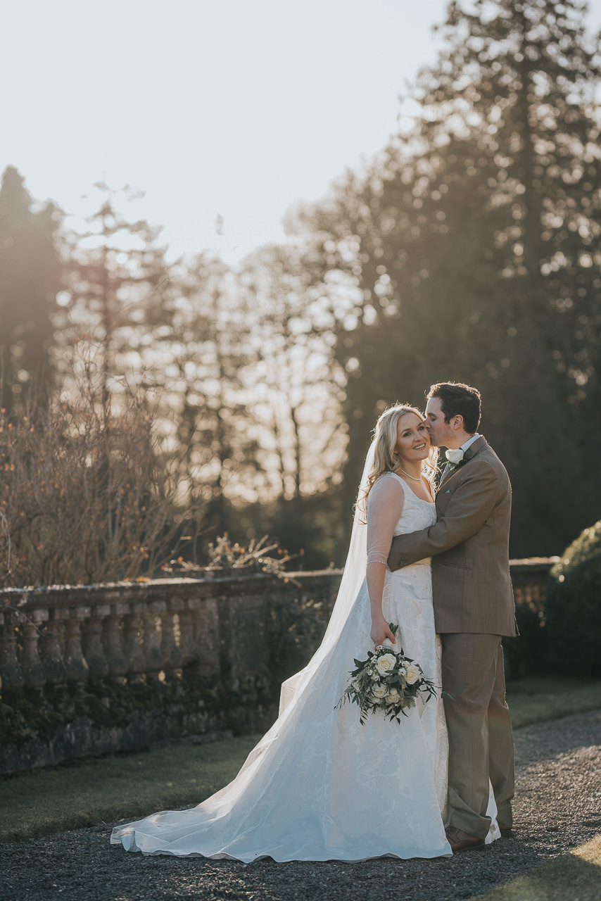 Rhian & Alex's sneak peek from Springkell, Eaglesfield in Scotland
