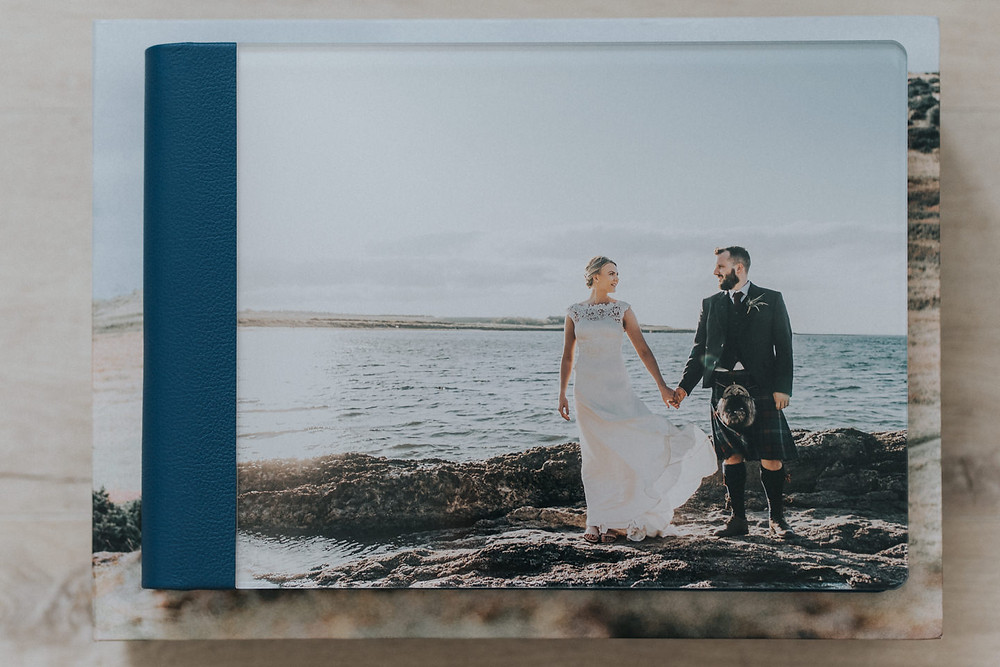 wedding albums, wedding photographer Edinburgh, Glasgow, Scotland, Karol Makula Photography