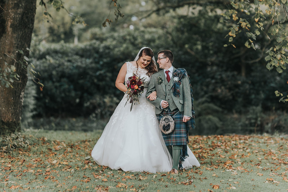 Tullibole Castle, Kinross, Perth, Scotland, wedding photos, photographer, Karol Makula Photography