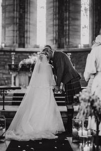 Nicole & Matthew's at Saint Palladius Church & Drumtochty Castle