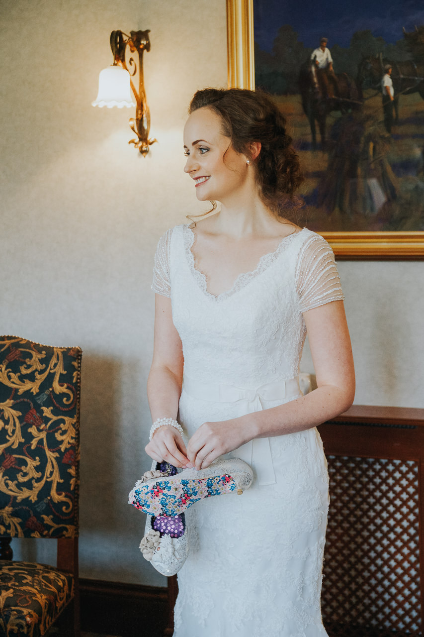 Brig o' Doon House Hotel, Alloway, Ayr, Scotland, Karol Makula Photography, wedding photos, photographer