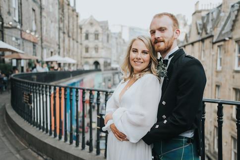 Hanne-Mary & Andrew // Edinburgh City Chambers