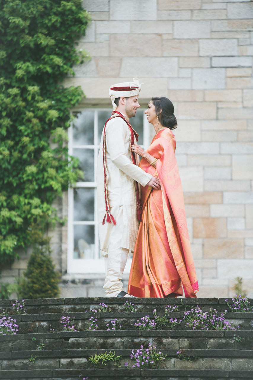 Priyanka & Niall, Duntreath Castle, wedding photos, photographer, Glasgow, Scotland, Karol Makula Photography