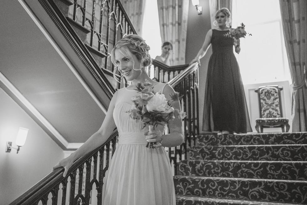 Dalhousie Castle, wedding photos, wedding photographer, Edinburgh, Scotland, Karol Makula Photography-35.jpg