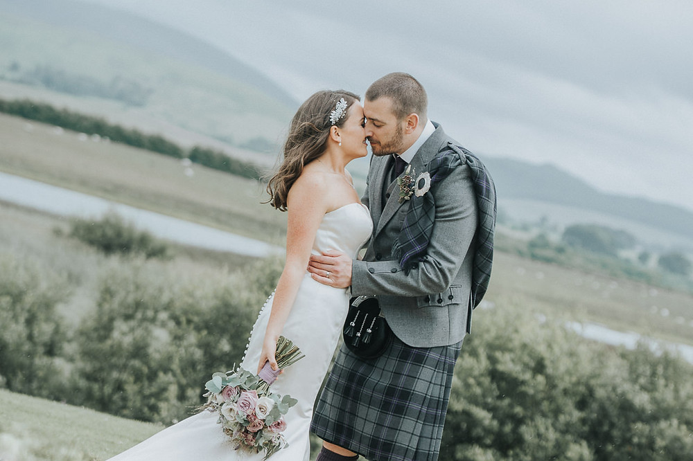 Lochside House Hotel, wedding photos, photographer, New Cumnock, Glasgow, Scotland, Karol Makula Photography