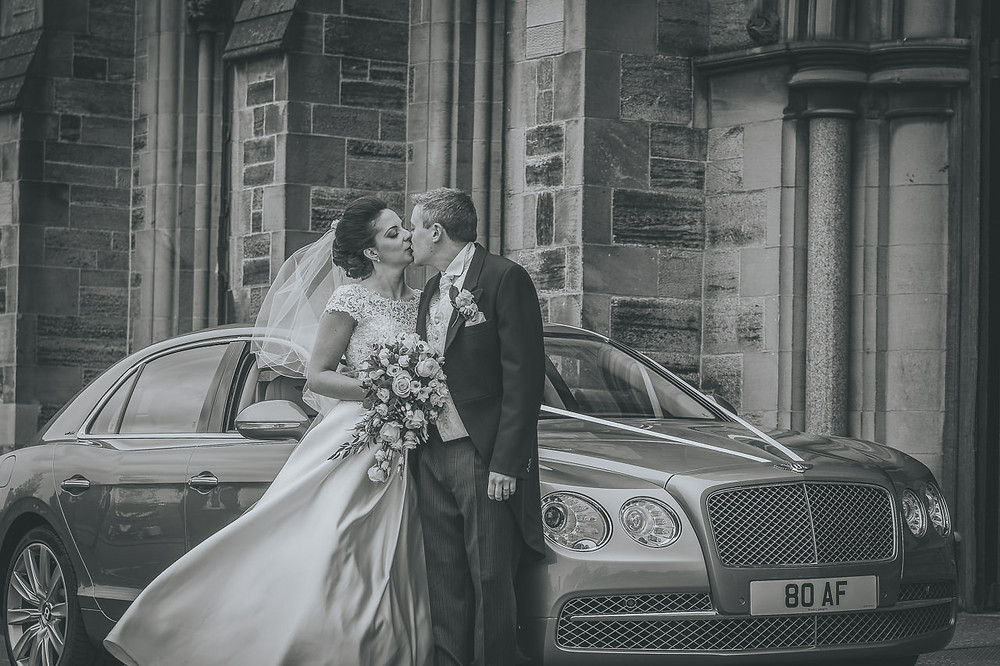 Glasgow University Chapel, Western House Hotel Ayr, Scotland, Karol Makula Photography, wedding photos, photographer