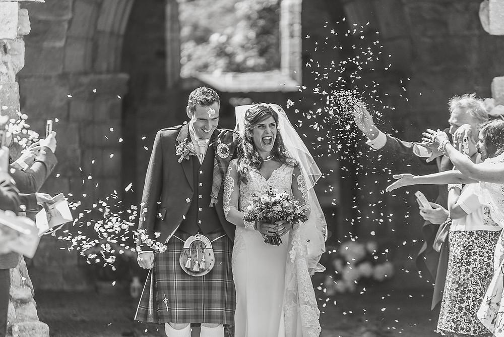Rachel & Fraser's wedding at Dunglass Estate in Cockburnspath, Scotland, Karol Makula Photography, wedding photographer Edinburgh, Glasgow, North Berwick