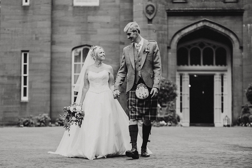 Drumtochty Castle, Saint Palladius Church, wedding photographer Aberdeen, Scotland, Fife, Glasgow