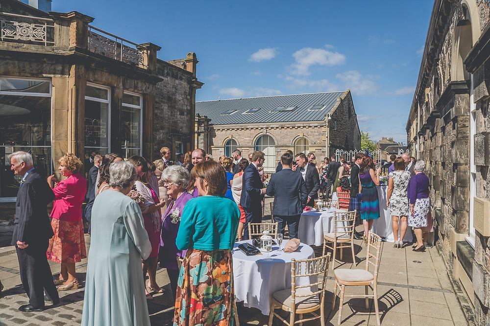 Eskmills Venue, Musselburgh, Edinburgh, wedding photos, photographer, Karol Makula Photography