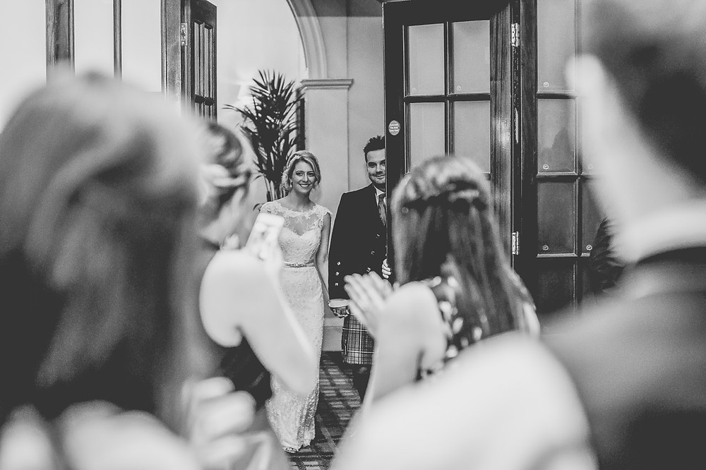 The Principal, Edinburgh, Scotland, Karol Makula Photography, wedding photos, photographer
