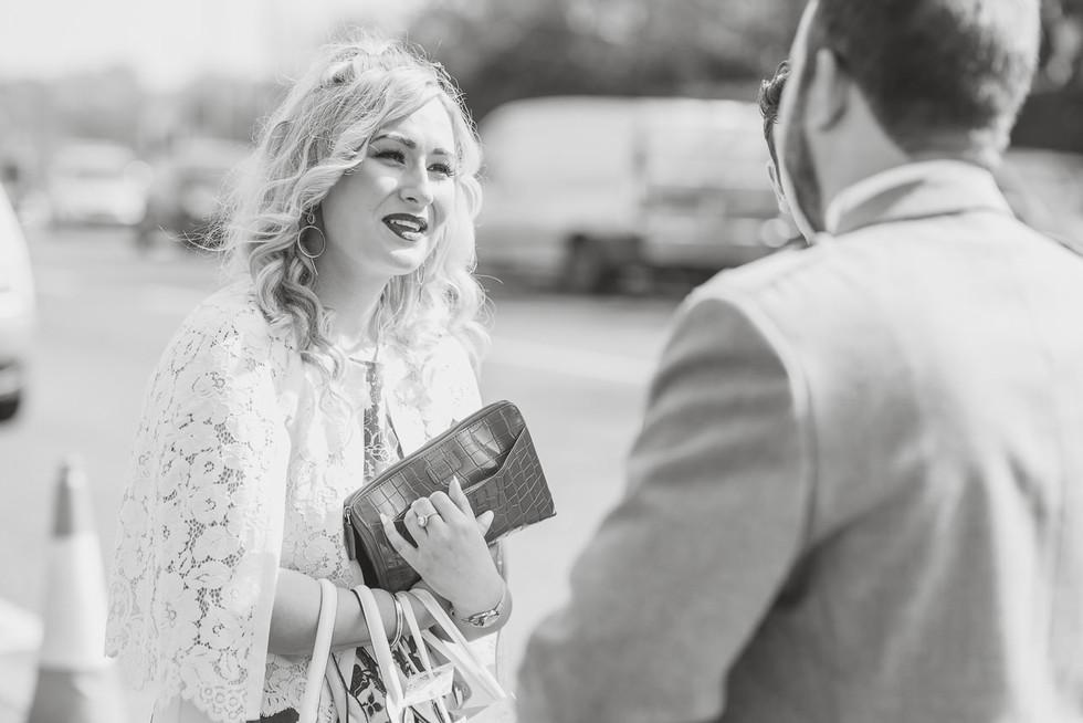 St Andrew's in the Square, wedding photos, wedding photographer, Calton, Glasgow, Scotland, Karol Makula Photography-26.jpg