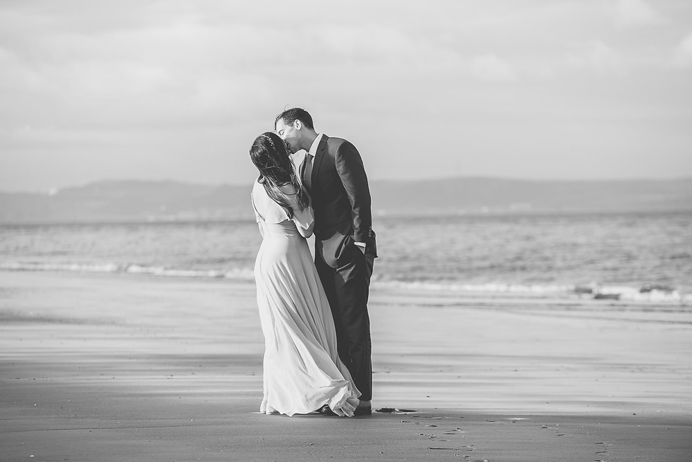 elopement, Lothian Chambers, Edinburgh, Scotland, Arthur's Seat, Royal Mile, Portobello beach, Calton Hill, Karol Makula Photography