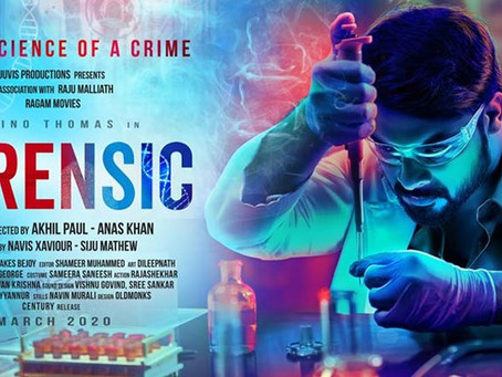 Forensic - A whodunit that faithfully obeys and breaks the conventions of a psycho thriller