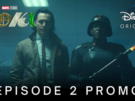 Loki (EP2) : The Variant - When Form and Function Create Chaos