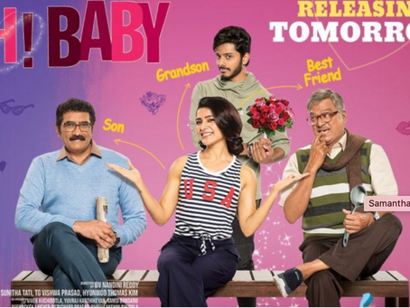 Oh Baby Review: This Baby has it All!!